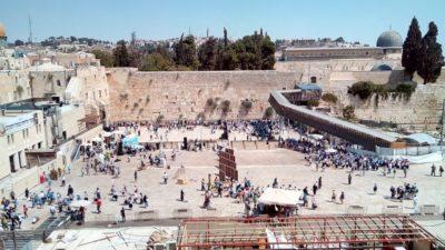 エルサレムの嘆きの壁