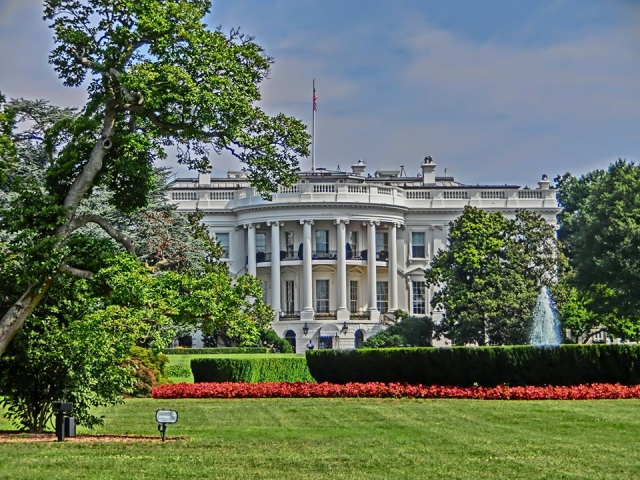 アメリカホワイトハウス