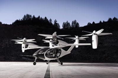 Joby-aircraft