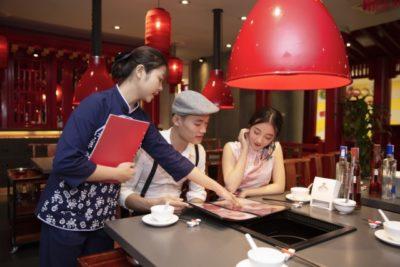 中国のレストラン