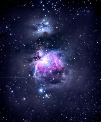 オリオン座星雲