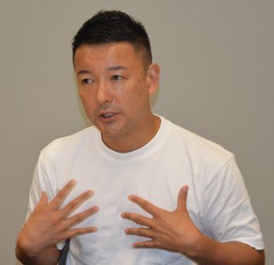 山本太郎代表