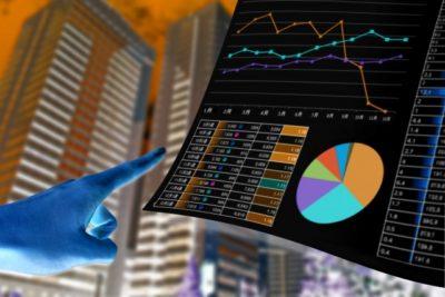 ITツールで企業の業績の集計