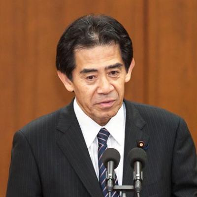 逢沢一郎衆院議員
