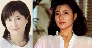 岡江久美子の若いころの画像