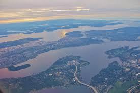 ワシントン 湖