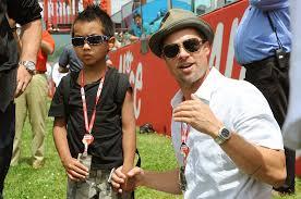 Brad Pitt's Child Maddox