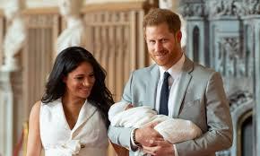 ハリー王子と家族