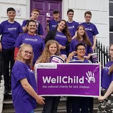 慈善団体WellChild