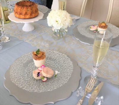 セレブの食卓