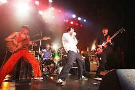 ロックバンド「フラワーカンパニーズ」