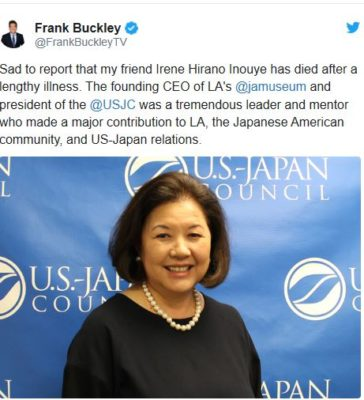 frank buckley twitter