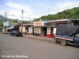 ニカラグアの市街