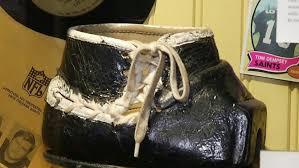 デンプシーの靴