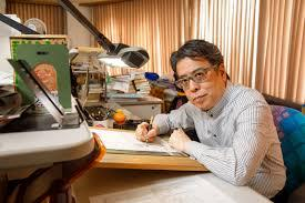 漫画家の小林よしのり氏