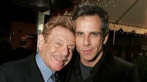 Jerry Stiller、BenStiller