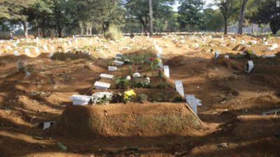 サンパウロのヴィラフォルモサ墓地