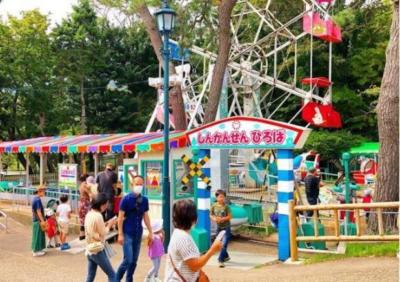 家族の経営する遊園地