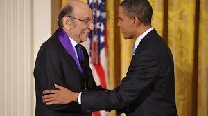 ミルトンとオバマ前大統領