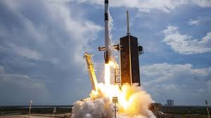 SpaceX打ち上げ