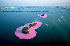 Surrounded island