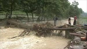 大雨と洪水