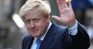 イギリスのジョンソン首相