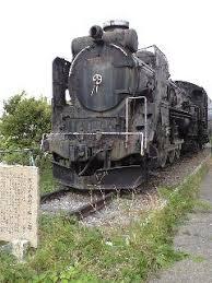 蒸気機関車D51 828