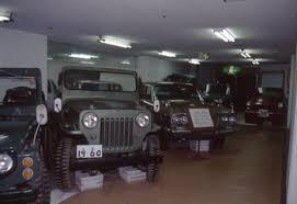 奥内氏が集めた交通博物館