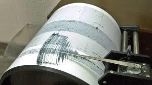 マグニチュード7.4地震計