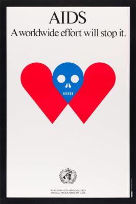 aidsのポスター