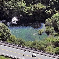富士山6番目の湖「赤池」