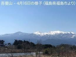 吾妻山(吾妻連峰)
