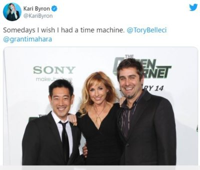 @KariByron twitter