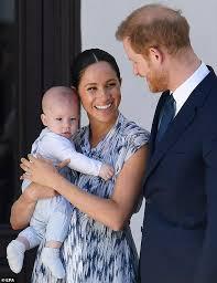 ハリー王子一家