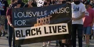 Black Lives Matterの支持者