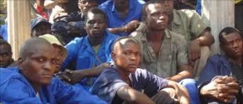 ジンバブエの労働者