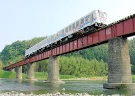 くま川鉄道高架