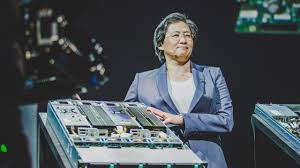 AMD CEO Lisa Suu