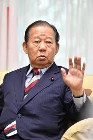二階俊博幹事長