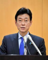 西村経済再生担当大臣