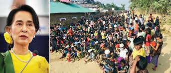 スーチーとロヒンギャ難民