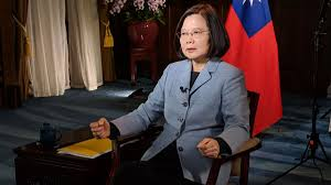 蔡英文台湾総統