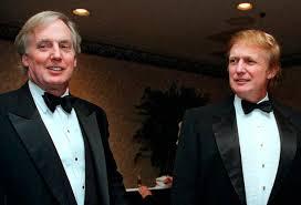 ドナルドトランプと弟ロバート・トランプ