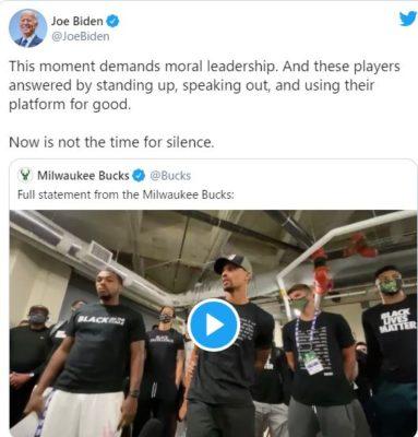 Joe Biden twitter