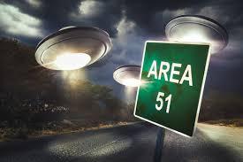 エリア51とUFO