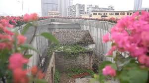 中国・広州市で今月開通したばかりの橋