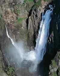 エイドフィヨルド(Eifjord)滝