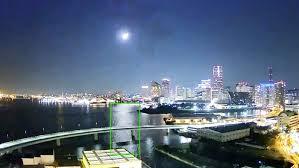 関東各地で8月21日夜に目撃された「火球」