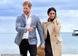 メーガンマークルとハリー王子